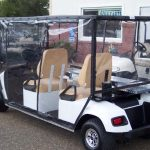 Ambulance Golf Cart