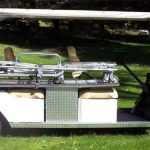 golf cart stretcher