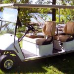 ambulance rescue golfcart