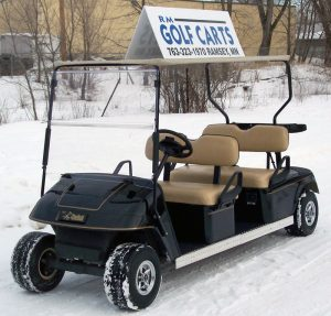 golf cart repair