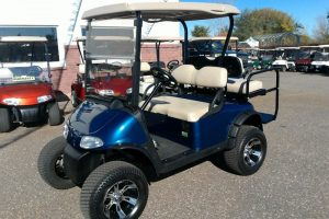 Gas Golf Carts Plymouth