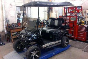 Golf Cart Services and Repair