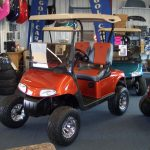 RM Golf Carts Showroom