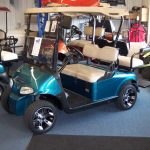 Golf Cart Showroom