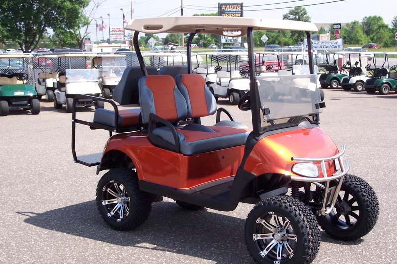 Customized Golf Cart MN