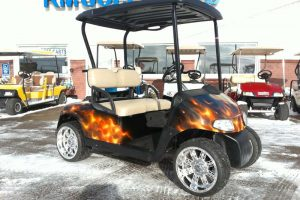 Custom Golf Carts Oak Grove