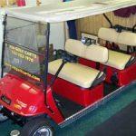 custom limo red