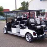 RM Golf Carts Limo Cart