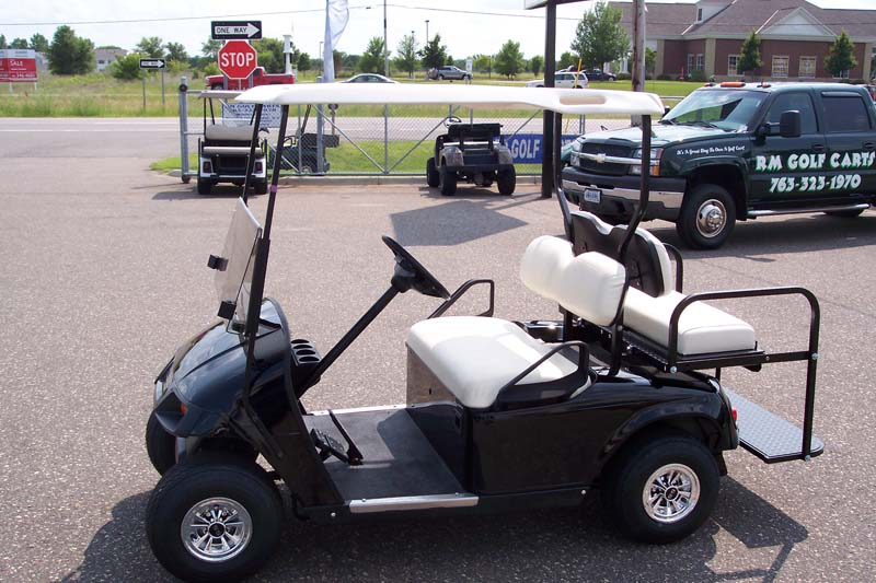 Used Golf Cars |RM Golf Carts Ramsey MN