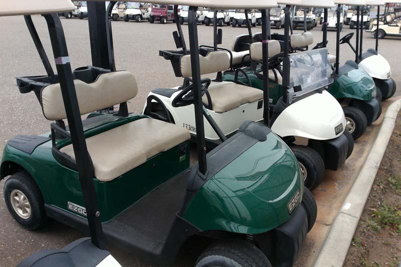 Used Golf Cars  RM Golf Carts Ramsey MN