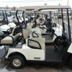 Used EZ-Go Golf Carts