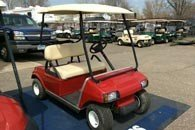 Club Car – DS Model